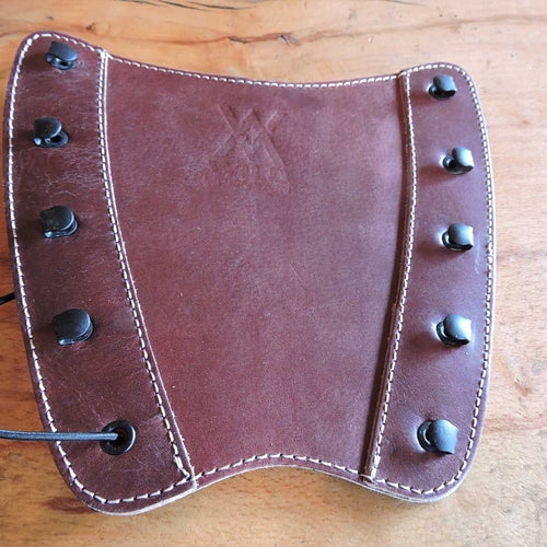 Leather Armguard Apalchee Red(53I515)