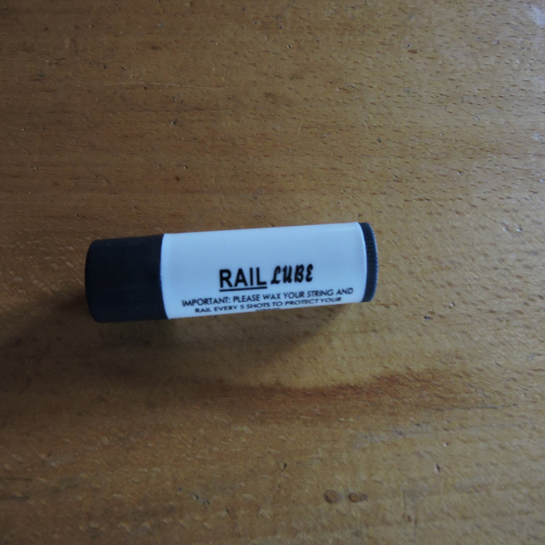 Rail lube stick