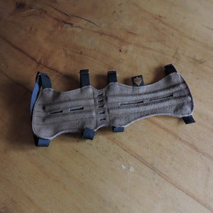 Armguard leather