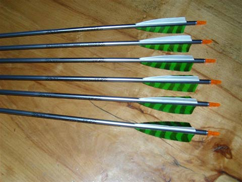 Aluminium Arrows
