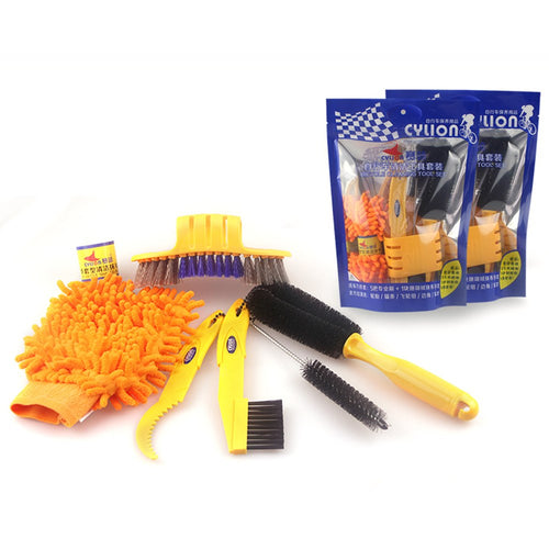 6 Delige cleaning set