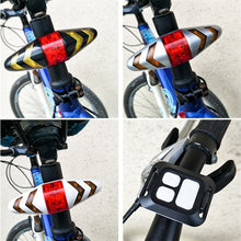 Load image in Gallery view, Bicycle Taillight + Turn Signal (Wireless)