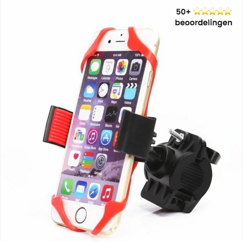 Powerful Bicycle Phone Holder