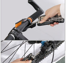 Afbeelding in Gallery-weergave laden, 16 in 1 Multifunctionele Fiets Reparatie Set