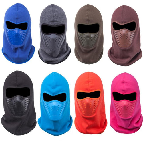 Windproof Thermo Face Mask