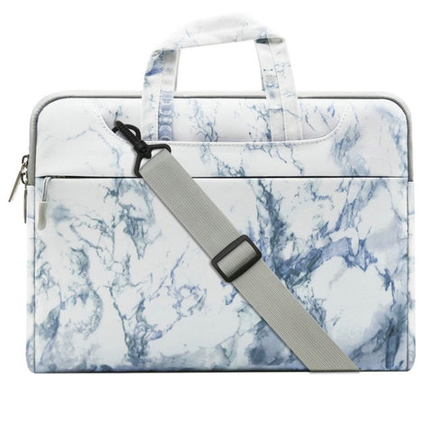 Flower Design Laptop Bag