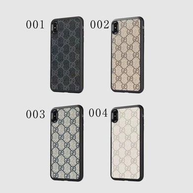 GUCCI(グッチ) IPhone 11 Pro Max、11 Pro、11、XS Max、XS、XR、X、7/8、7/8 Plus、6/6s、6/6s Plus ケース 4色