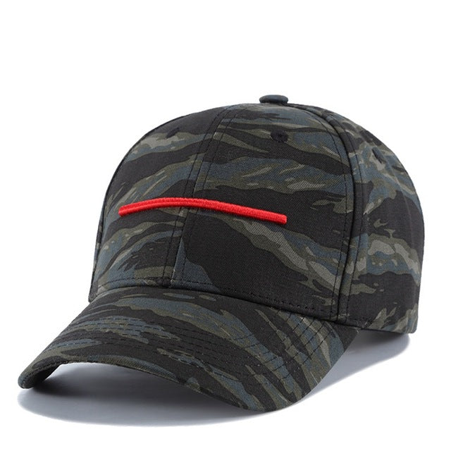 Men's Camo Baseball-style Hat