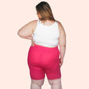 color:Pink|model:Abriana is 5'7 and wearing XL/2XL Long
