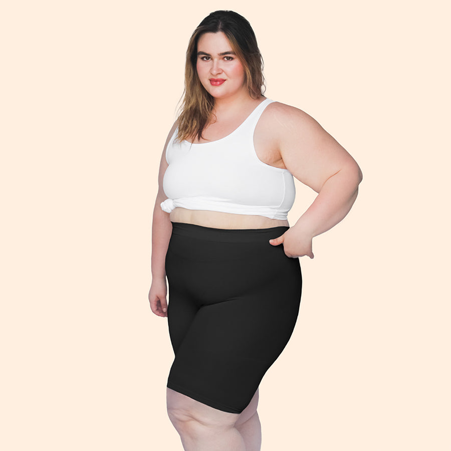 color:Black|model:Abriana is 5'7 and wearing XL/2XL Long