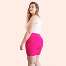 color:Pink|model:Austen is 5'8 and wearing M/L Mid