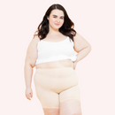 color:Beige|model:Abriana is 5'7 and wearing XL/2XL Mid