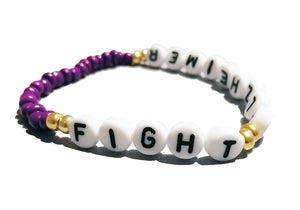 Fight Alzheimer Armband