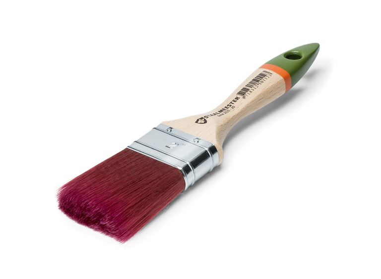 SERIES 2010 - FULLY SYNTHETIC FLAT BRUSHES