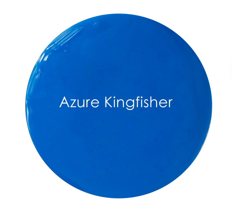 AZURE KINGFISHER - MATTE ESTATE