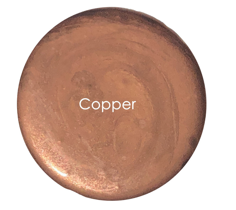 METALLIC CREME - COPPER