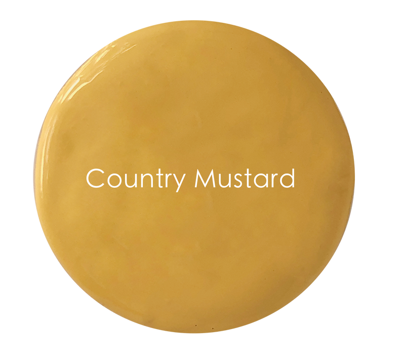 COUNTRY MUSTARD - MATTE ESTATE