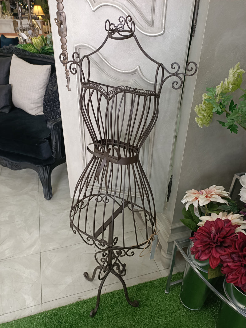Wrought Iron Mannequin