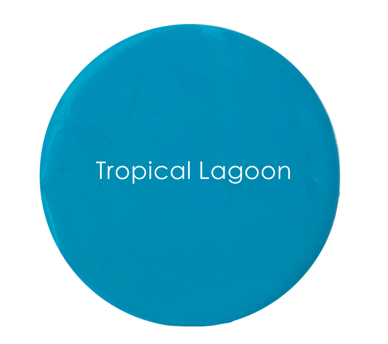 TROPICAL LAGOON - MATTE ESTATE