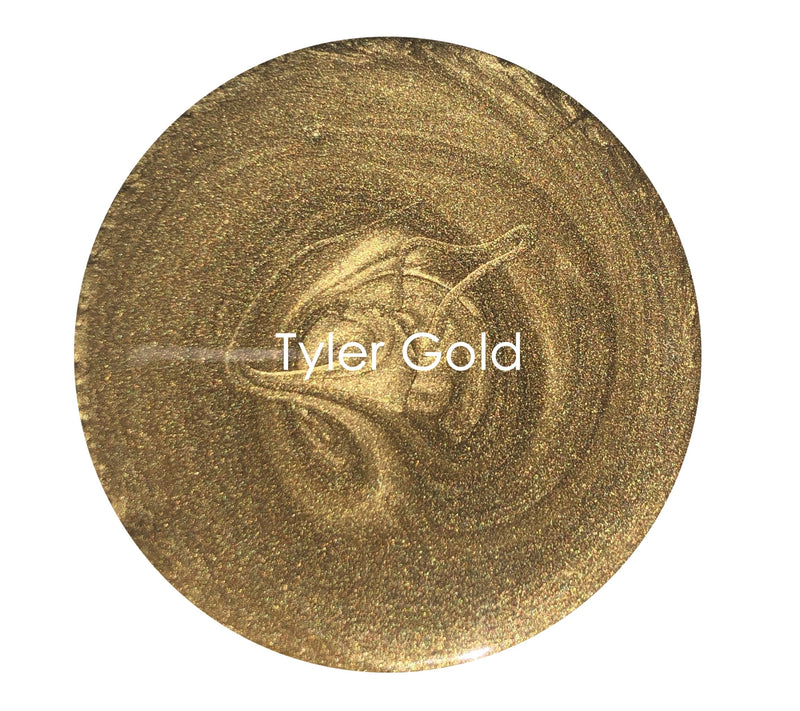 METALLIC GLAZE - TYLER GOLD