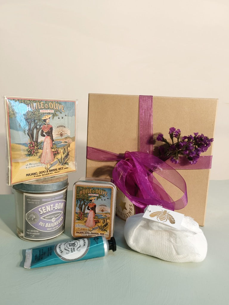 Scent of Provence Soap & Fragrance Set