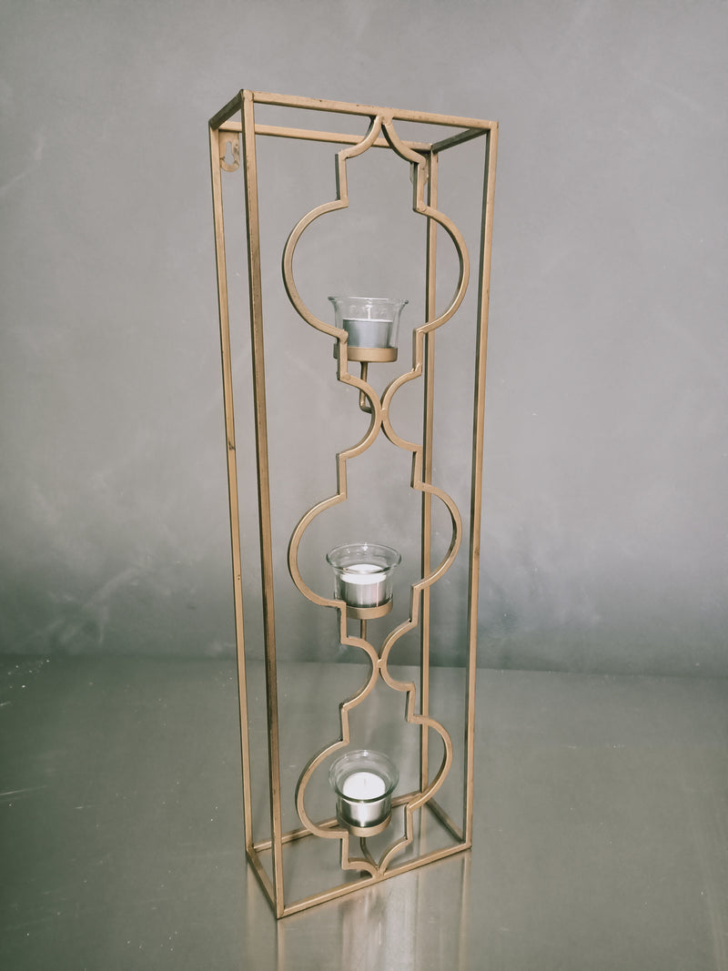 Hanging Tea-Light Holder