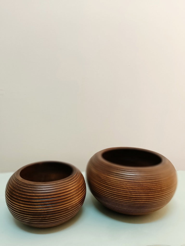 SALE PRICE - KENYA WOODEN BOWLS