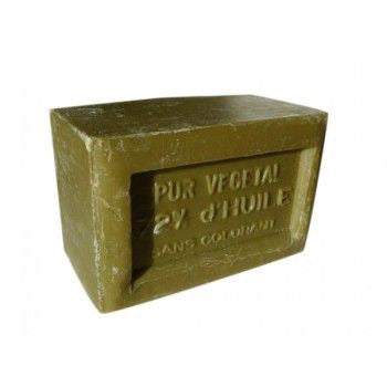 RAMPAL LATOUR OLIVE SOAP - RECTANGLE 300G