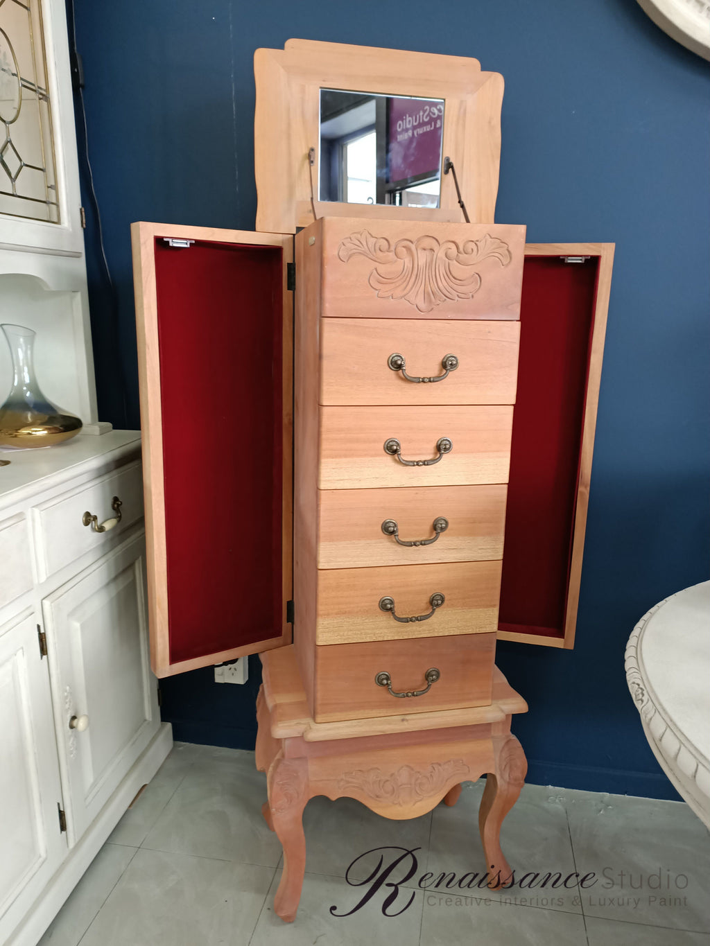 Ashley- Jewellery Chest