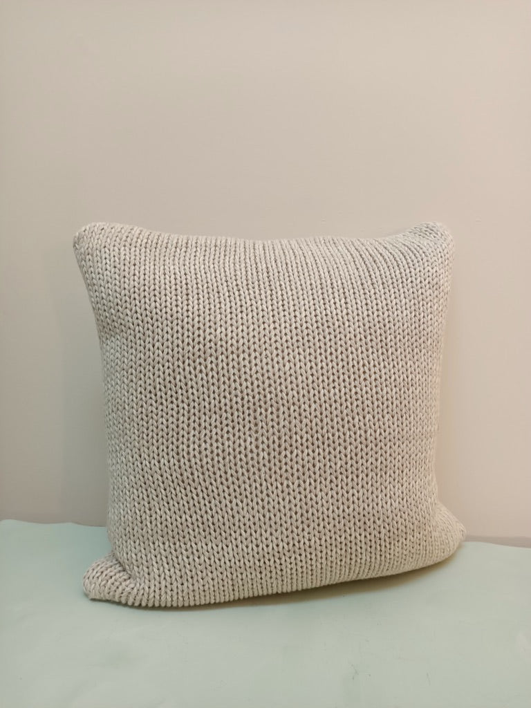 CREAM WEAVE CUSHION COLLECTION