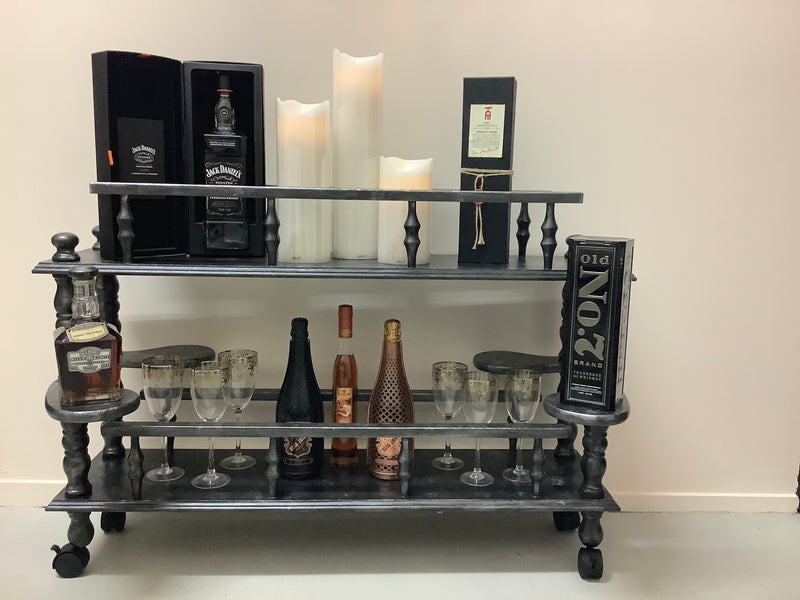 Commissioned Drinks Trolley