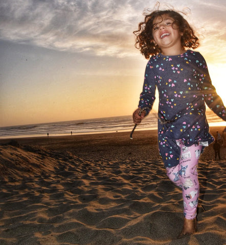 Lil's Sparks of Magic -Kid's Yoga Wear
