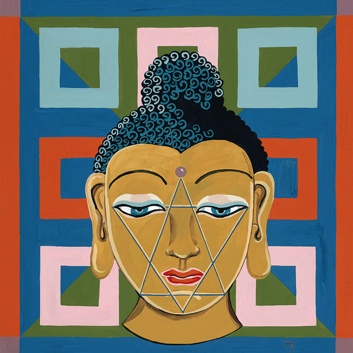 Buddha - Marie-Joie Hughes Artwork & Designs