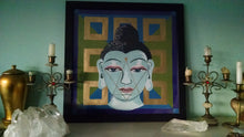 Load image into Gallery viewer, Psychic Buddha Artwork Print