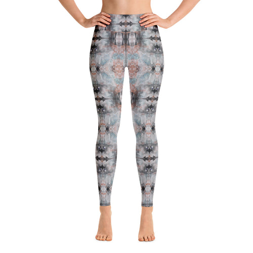 Night Owl yoga leggings-Magical Yogi Wear