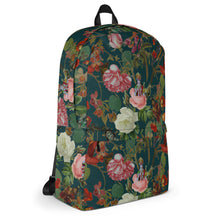 Load image into Gallery viewer, Teal Valfloral Yogi Backpack