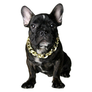 Dog Cuban Link Necklace by PoochiePups™️