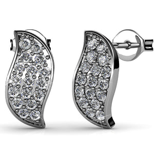 Iskandar Earrings Ft Swarovski Elements