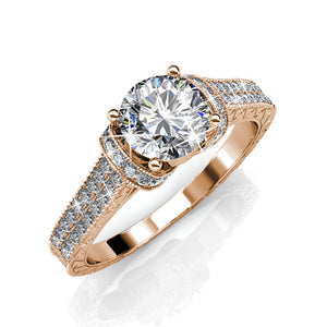 Monarch Ring Ft Swarovski Elements -RG