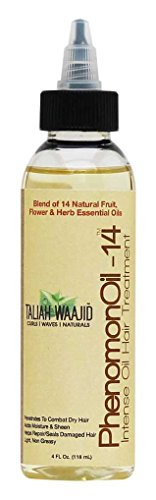 Taliah Waajid Phenomon Oil -14 Hair Treatment 4 ounce