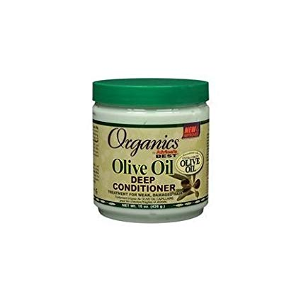 Africa's Best Organics Olive Oil Deep Conditioner-76oz