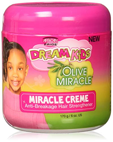 African Pride Dream Kids Olive Miracle Creme 175 ml