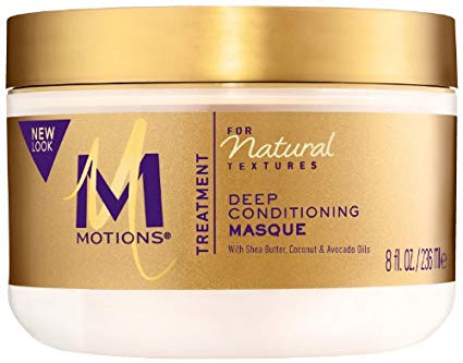 Motions Naturally You Deep Conditioning Masque 8oz