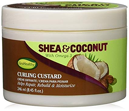 Sofn'free GroHealthy Shea and Coconut Curling Custard