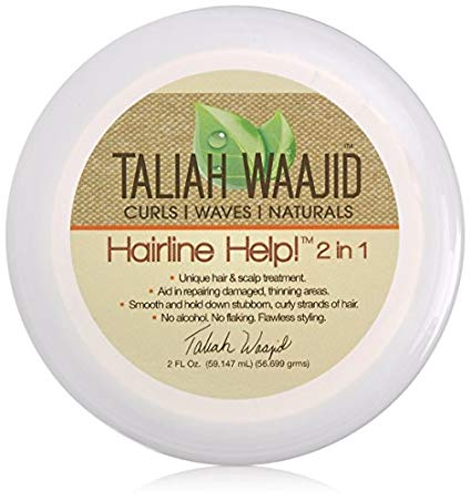 Taliah Waajid Curls, Waves and Naturals Hairline Help 2 In 1 Hair Care, 60 ml