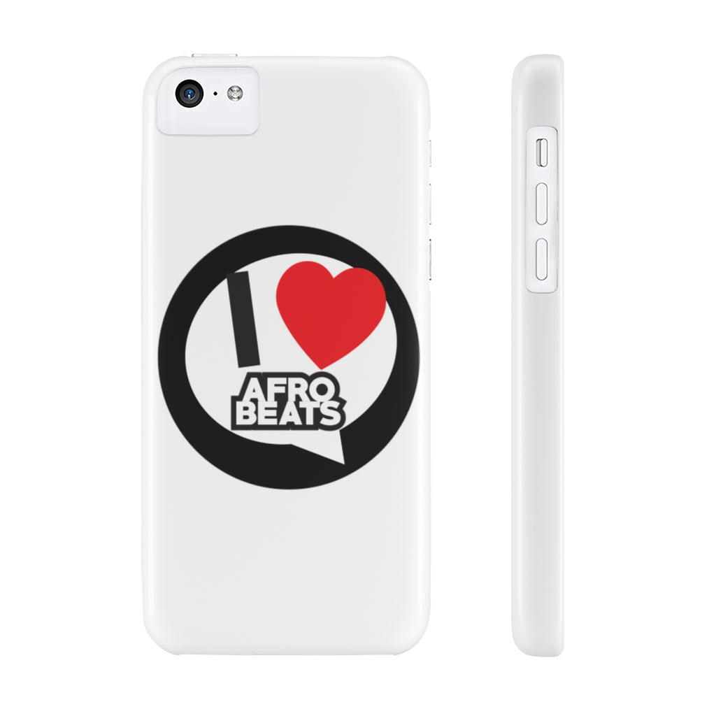 Luv AfroBeats Phone Case for iPhone & Samsung Mobile Phones