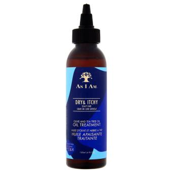 Special Offers: As I Am Dry & Itch Oil 4oz