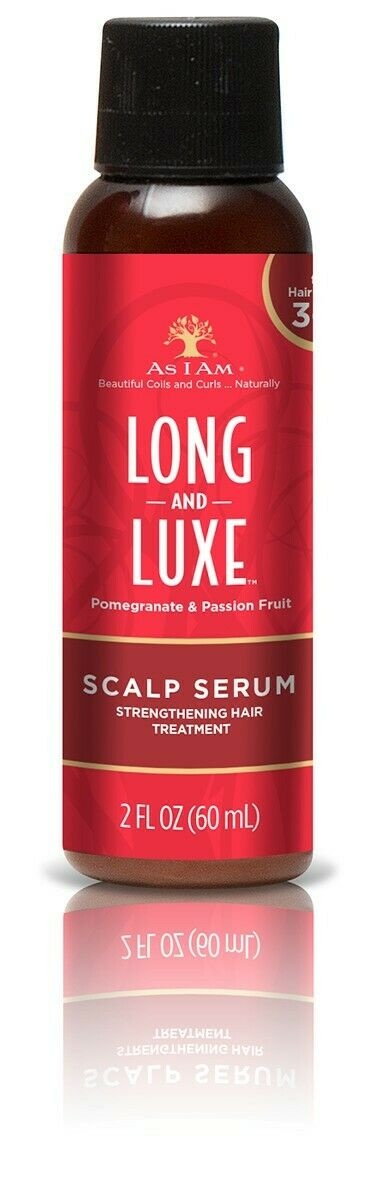 Special Offers: As I Am Long & Luxe Scalp Serum 2oz