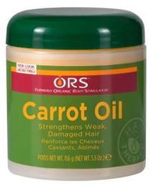 Special Offers: ORS : Carrot Oil 6oz Jar