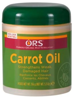 Special Offers: ORS : Carrot Oil 8 0Z Jar